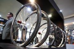 выставка цикла Стоковые Фото