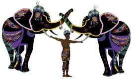 выставка цирка Стоковое Фото