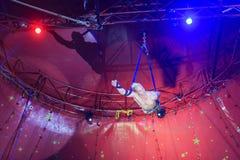Выставка цирка Zyair потехи Стоковые Фото
