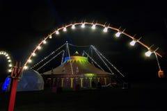 Выставка цирка Zyair потехи Стоковые Изображения