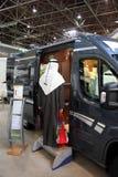 Выставка 2012 салона каравана Стоковые Изображения RF