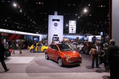 выставка chicago 2011 автомобиля стоковая фотография rf