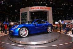 выставка chicago 2012 автомобилей Стоковые Изображения RF