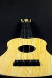 Выставка dept гавайской гитары стоковая фотография