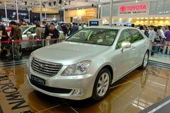 выставка guangzhou 2009 автомобилей Стоковые Изображения