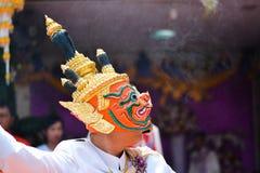 Выставка Khon Стоковые Фотографии RF