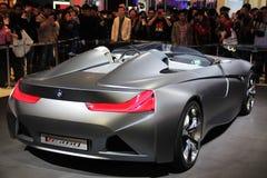 выставка shanghai автомобиля Стоковое Фото