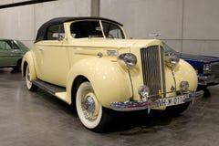 выставка valencia автомобиля классицистическая Стоковое Фото