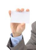 выставки профессионала визитной карточки Стоковые Изображения RF