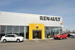 выставочный зал автомобиля Стоковые Фотографии RF
