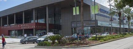 Выставочный центр Нового Орлеана Стоковое Изображение