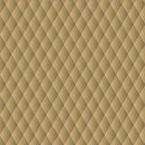 Выстеганная предпосылка ткани Стоковая Фотография RF