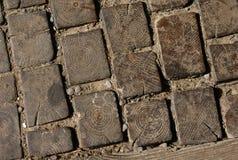 выстилка деревянная Стоковые Изображения RF