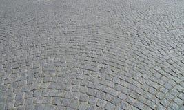 выстилка булыжника старая Стоковое Фото