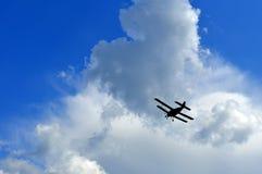 выстрогайте небо Стоковое Изображение RF