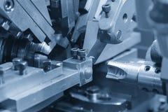 Выстукивая машина создателя инструмента Стоковая Фотография RF