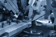 Выстукивая машина создателя инструмента Стоковое Изображение RF