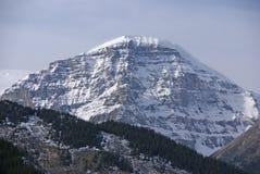 выступает rockies снежные Стоковое Изображение RF