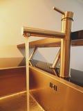 Выстучайте в кухне Стоковые Изображения RF