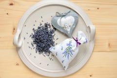 высушенная лаванда цветков Стоковое Фото
