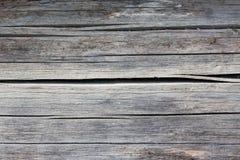 высушенная старая древесина текстуры Стоковые Фото