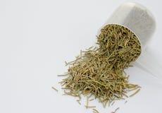 Высушенная трава Розмари Стоковые Изображения