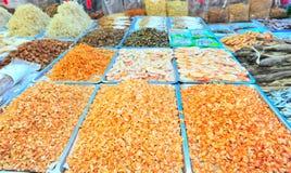 высушенное море рынка Стоковое Фото