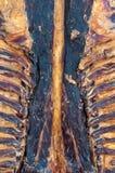 Высушенное мясо баранины Стоковая Фотография RF