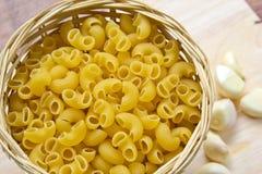 Высушенные макаронные изделия Стоковое Изображение RF