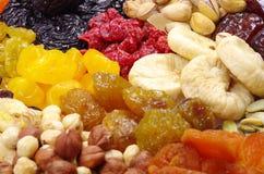 высушенные плодоовощи Стоковая Фотография RF