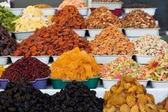 высушенные плодоовощи nuts Стоковая Фотография
