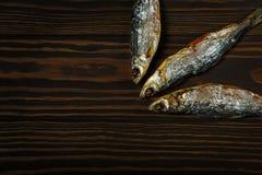 высушенные рыбы 3 Стоковые Изображения RF