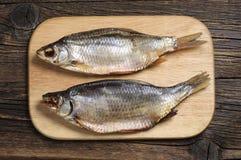 высушенные рыбы 2 Стоковая Фотография RF