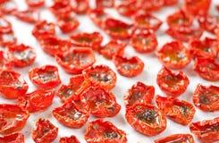 высушенные томаты Стоковые Изображения RF