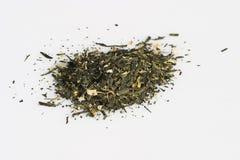 высушенные чая Стоковое Изображение