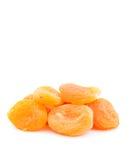 высушенный абрикос Стоковые Фото