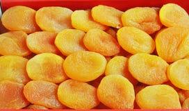 высушенный абрикос Стоковые Изображения