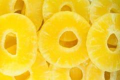 Высушенный ананас Стоковые Изображения RF