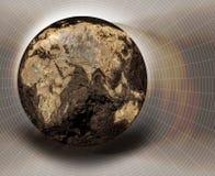 высушенный глобус бесплатная иллюстрация