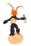 высушенный дьявол - плодоовощ Стоковое Фото