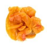 Высушенный персик Стоковое Изображение RF