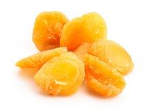 Высушенный персик стоковые изображения rf