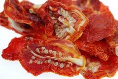 высушенный томат солнца стоковые изображения rf