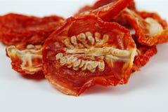 высушенный томат солнца стоковое фото