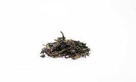 высушенный чай листьев Стоковое фото RF