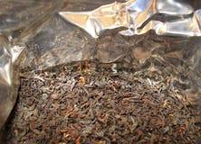 высушенный чай листьев Стоковые Изображения RF