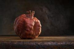 Высушенный pomegranate Стоковое Изображение