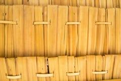 Высушенный weave листьев Стоковое Изображение RF