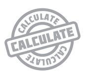 Высчитайте избитую фразу иллюстрация вектора