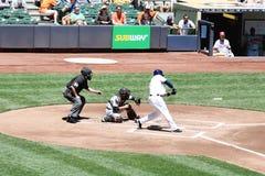 Высшая лига бейсбола Стоковые Изображения RF